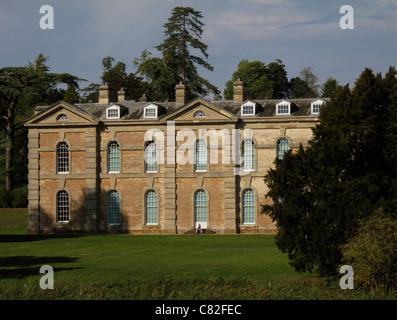 Compton Verney, Warwickshire, England - Stock Photo