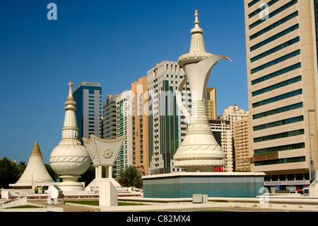 Arabian Coffee Pot Abu Dhabi