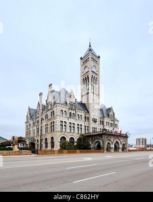 Union Station Hotel Nashville - Stock Photo