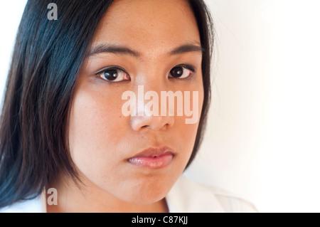Asian woman portrait-No negative usage allowed