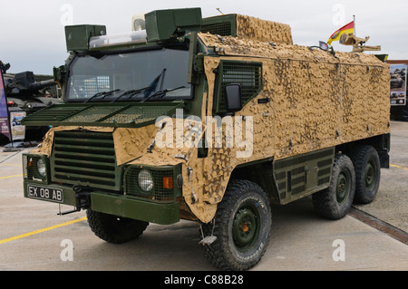 Vector armoured troop carrier - Stock Photo