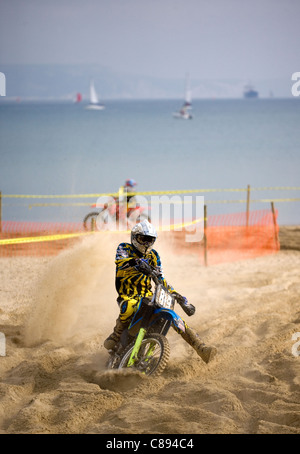 Beach Motorcross Weymouth