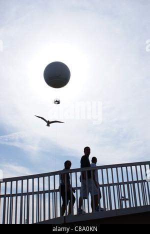 High Flyer Torquay Balloon 71