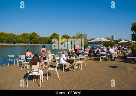 Lido Cafe In Hyde Park