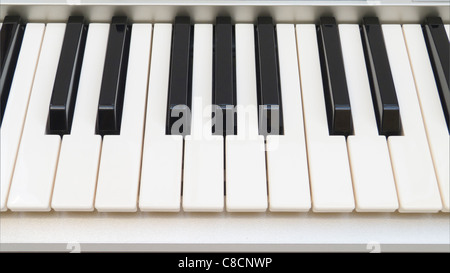 Keyboard Keys - Stock Photo