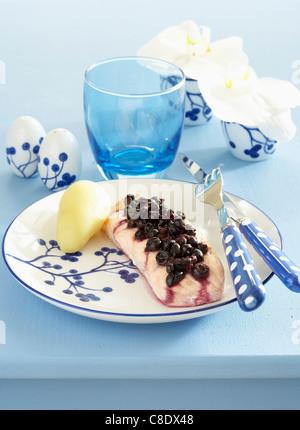 Blue Glass Cafe Soup