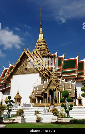 Aphorn, Phimok, Prasat, Pavilion, Dusit, Maha, Prasat ...