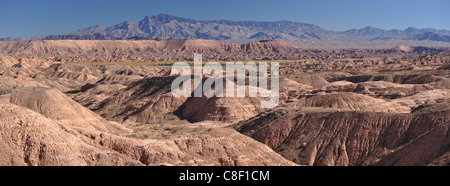 Lake Mead, National, Recreation Area, Nevada, USA, United States, America, landscape, - Stock Photo