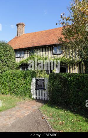 Smallhythe Place near Tenterden Kent England GB - Stock Photo