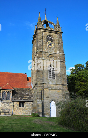 Tillington Parish Church, Tillington, West Sussex - Stock Photo