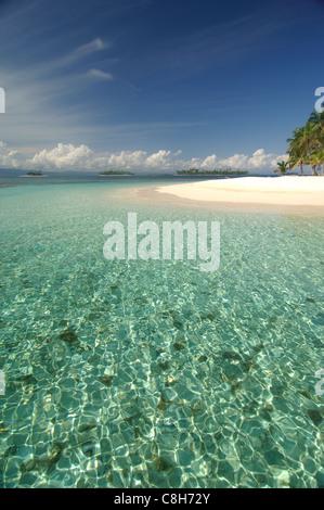 San Blas Islands - Stock Photo
