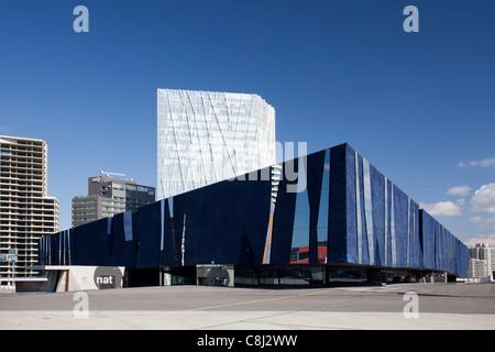 Spain, Europe, Catalunya, Barcelona, Diagonal Mar, Forum, - Stock Photo