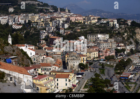 VIETRI SUL MARE AMALFI COAST ITALY 18 September 2011 - Stock Photo