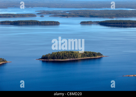 Koli National Park: Lake Pielinen - Stock Photo
