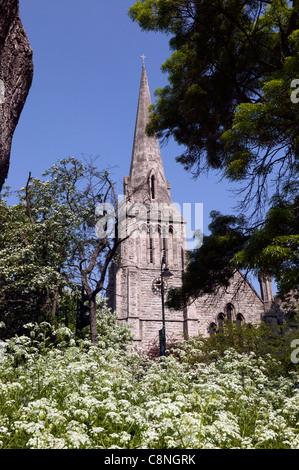 The Parish Church of St Mark, Regents Park, London - Stock Photo