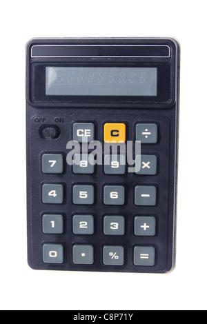 Pocket Calculator Stock Photo