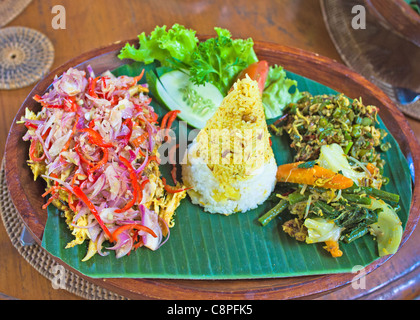 Indonesian Food - Stock Photo