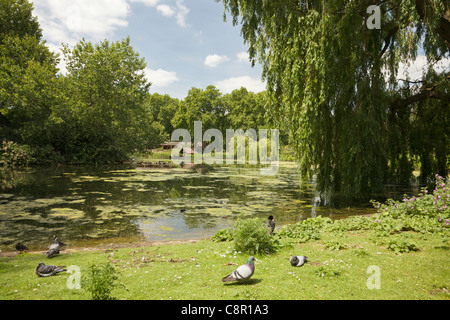 St. James's Park, London, UK. - Stock Photo