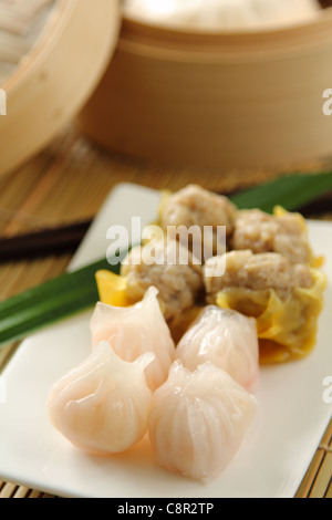 Chinese food, Dimsum - Stock Photo