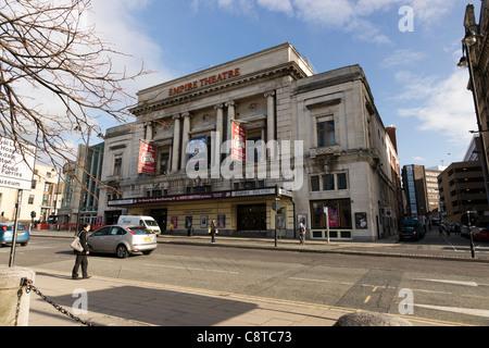Liverpool Empire Theatre. - Stock Photo