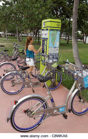 Bike Hire Miami Beach
