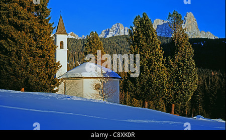 Regional Park Paneveggio-Pale di San Martino. - Stock Photo
