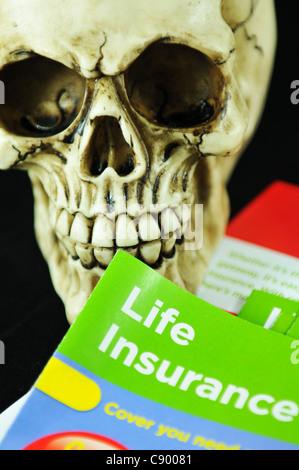 Life insurance - Stock Photo