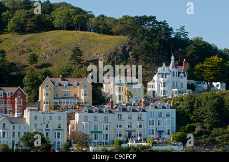 The seaside resort of Llandudno, Wales, UK - Stock Photo