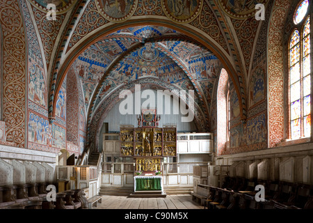 Nunnery at Wienhausen Convent former Cistercian nunnery is today an evangelical abbey Wienhausen Lower Saxony Germany - Stock Photo