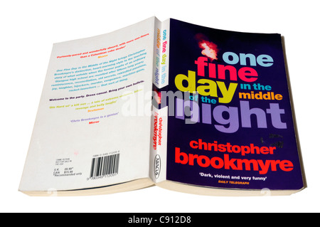 One Fine Day in the Middle of the Night by Christopher Brookmyre - Stock Photo