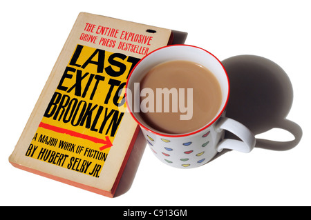 Last Exit to Brooklyn by Hubert Selby Jr - Stock Photo