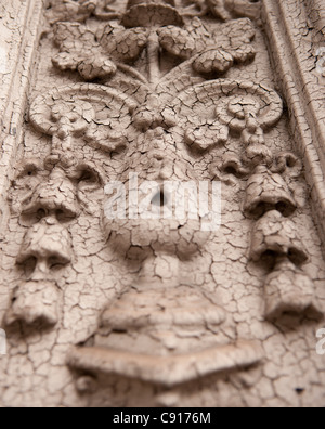 Many of New York's buildings are decorated with intricate stone masonry reflecting a golden era of architecture in the first