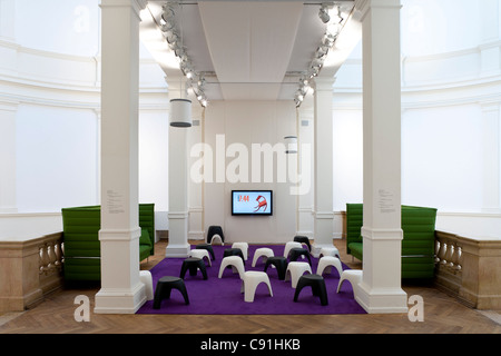 museum fuer kunst und gewerbe mkg megalopolis shanghai exhibition stock photo royalty free. Black Bedroom Furniture Sets. Home Design Ideas