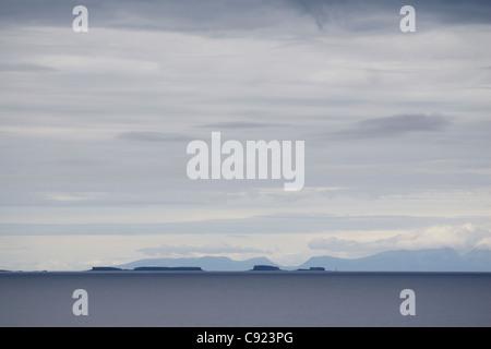Iona Inner Hebrides Scotland travel tourism - Stock Photo
