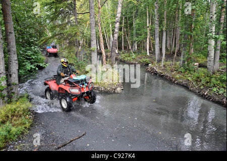 Alaska Backcountry Tours Atv Knik