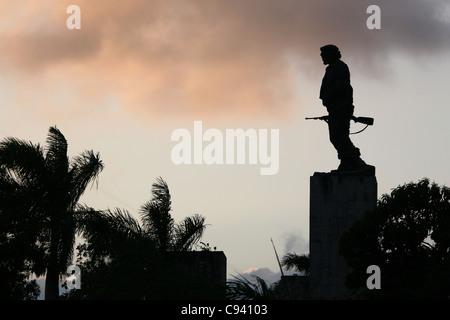 Monument and mausoleum of Ernesto Che Guevara in Santa Clara, Cuba. - Stock Photo