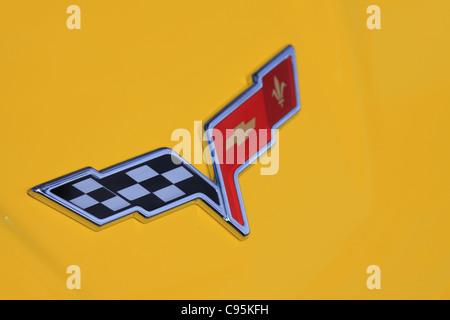 Corvette Chevy Chevrolet General Motors American Sports Car