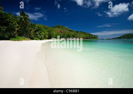 port launay seychelles - Stock Photo