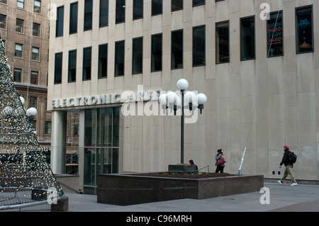 Electronic Arts Canada office in Montreal - Stock Photo