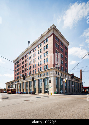 Memphis Central Station - Stock Photo