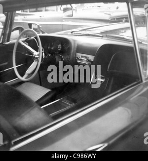 indiana car culture 1960s black and white ladies woman sitting in stock photo 40133689 alamy. Black Bedroom Furniture Sets. Home Design Ideas