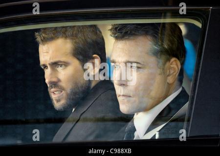 Smokin' Aces Year : 2006 UK / USA Ryan Reynolds, Ray Liotta  Director: Joe Carnahan - Stock Photo