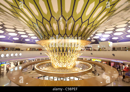 Abu dhabi airport united arab emirates stock photo for International decor company abu dhabi