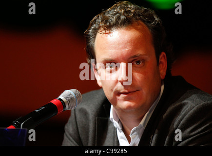 Europapark in Germany, Halloween Press Conference - Stock Photo