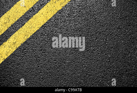 Asphalt as abstract background or backdrop - Stock Photo