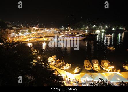 Skiathos Town, Skiathos, Greece - Stock Photo