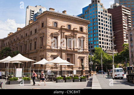 Treasury Cafe Collins Street
