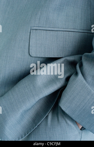 Executive with hand in pocket, cropped, full frame - Stock Photo