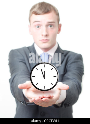 Time running out - Stock Photo