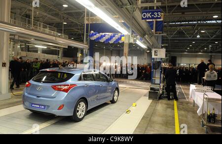 Hyundai Motor Manufacturing Czech Hmmc Plant In Nosovice